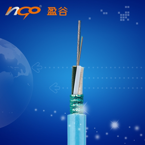 fiber optic cable optical fibre cable equipment 6 core 12 core single mode outdoor cable