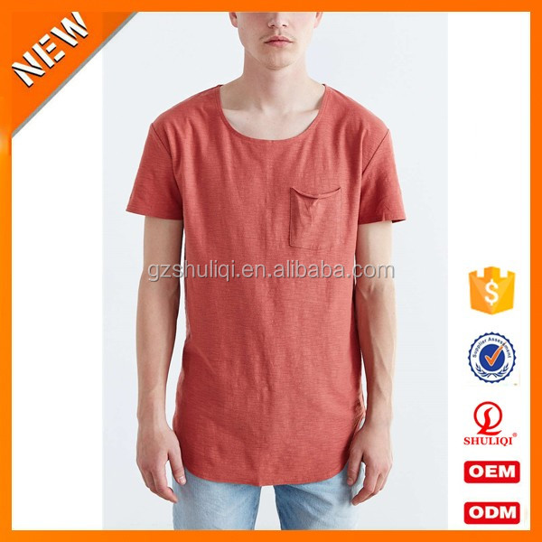 Trendy t shirts sports dry fit plain fitted t shirts cheap round neck t shirt online shopping