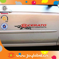 Good Quality Logo Car Sticker Design