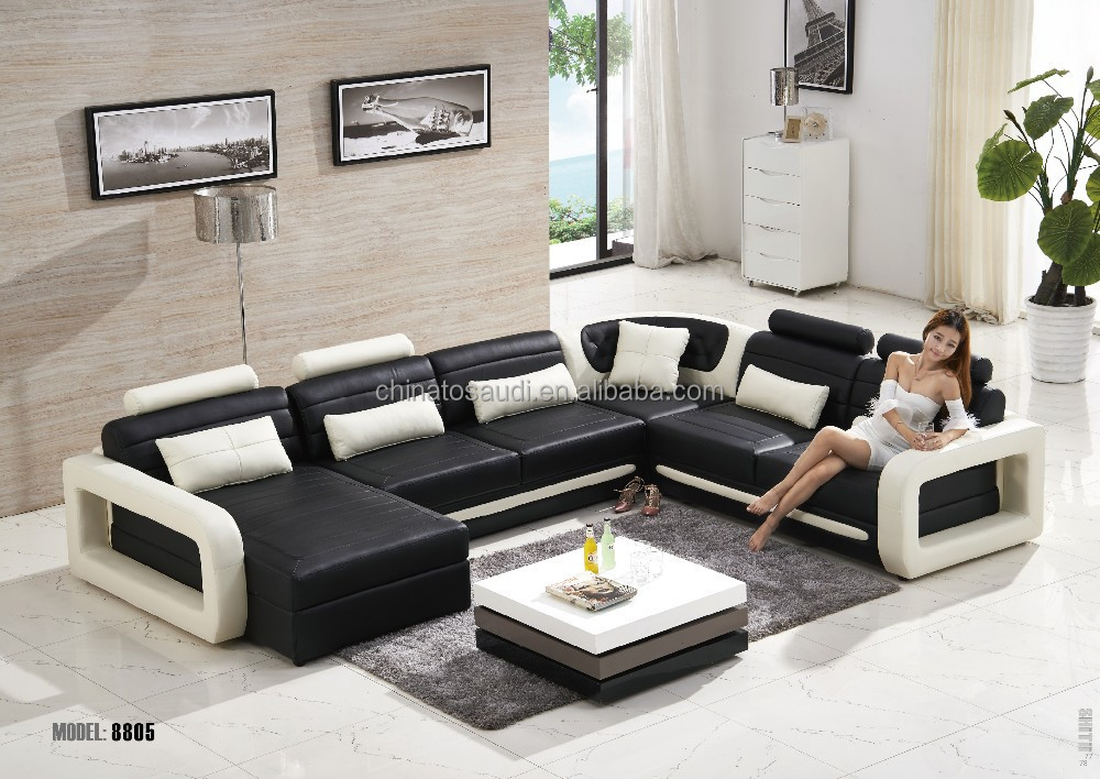 L shaped sofa design 7 modern l shaped sofa designs for for Latest living room furniture