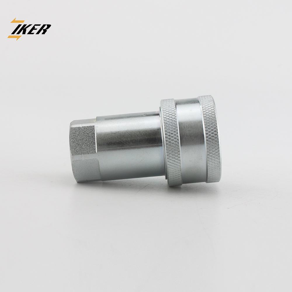 ZJ-YCA ball valve hydraulic pump motor agricultural quick coupler reusable fittings
