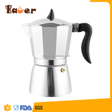 Factory Selling Directly LFGB OEM Pot Less Coffee Maker