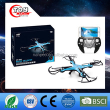 wholesale 2.4G wifi camera quadcopter drone model 4-axis aircraft for sale