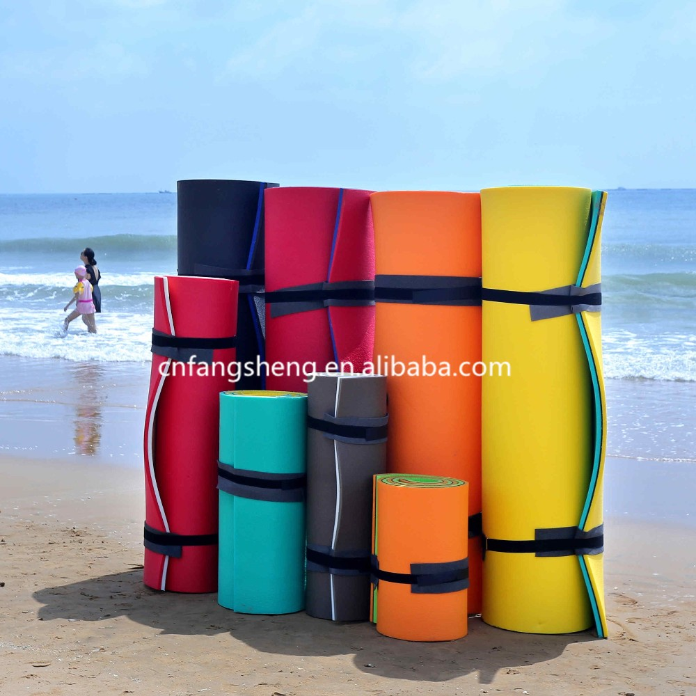 Durable 2 layers Water Mat floating water mats Water Pad Blanket Logo can be customized