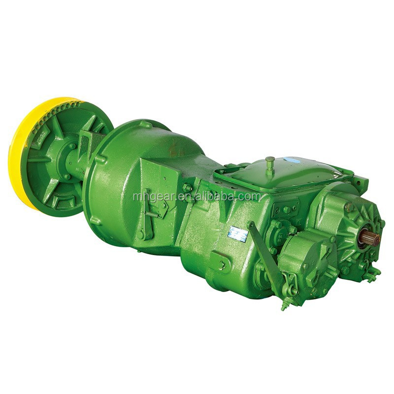D7N series drive axle for harvester and truck