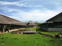 Prefabricated Steel Structure Pig Farm House