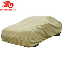 Waterproof folding garage retractable car cover