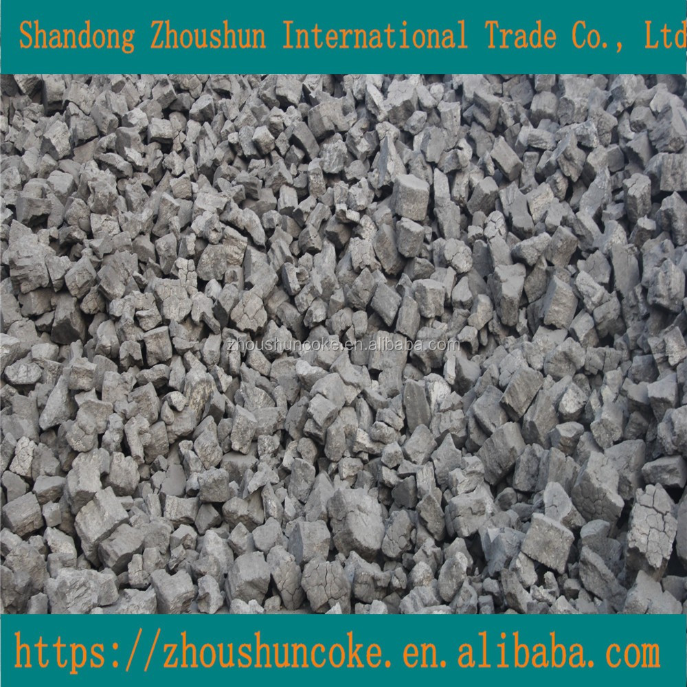 International Coke Price Professional Cheap Foundry Coke size 100-300mm Manufacturer