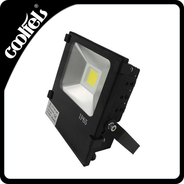 Aluminium IP65 portable 20 watt rechargeable led flood light