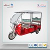 3 Wheel rickshaw for passenger with ABS- roof /auto E-rickshaw /electric three-wheeled / popular in India/