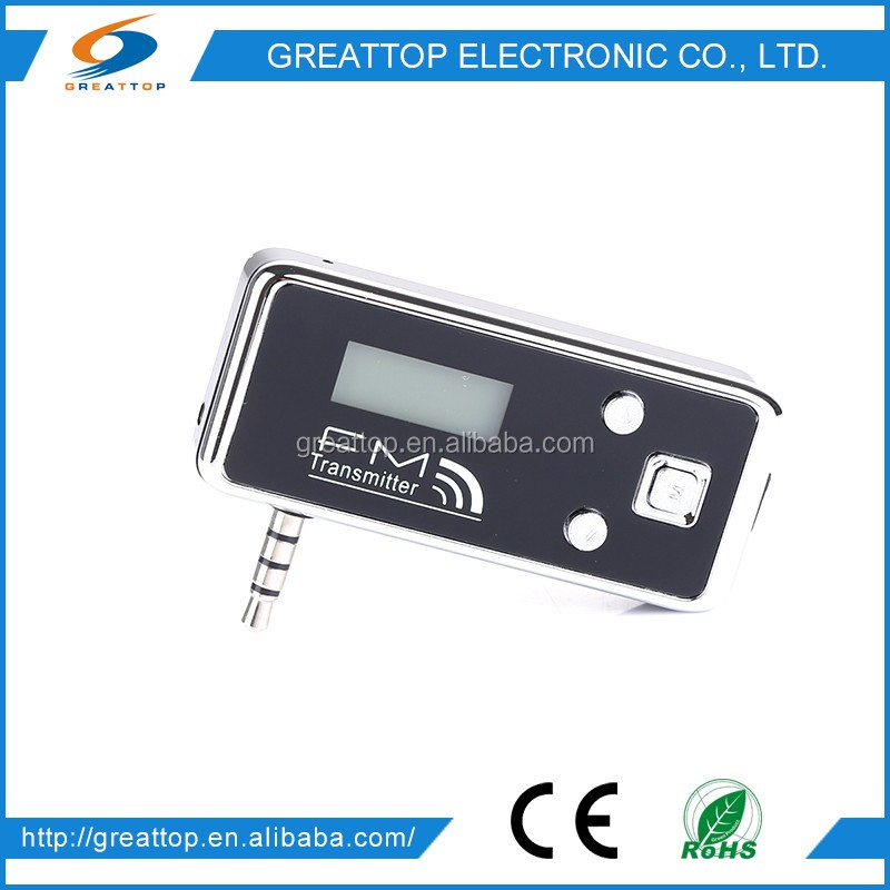 Wholesale Products China Wireless Bluetooth Fm Transmitter