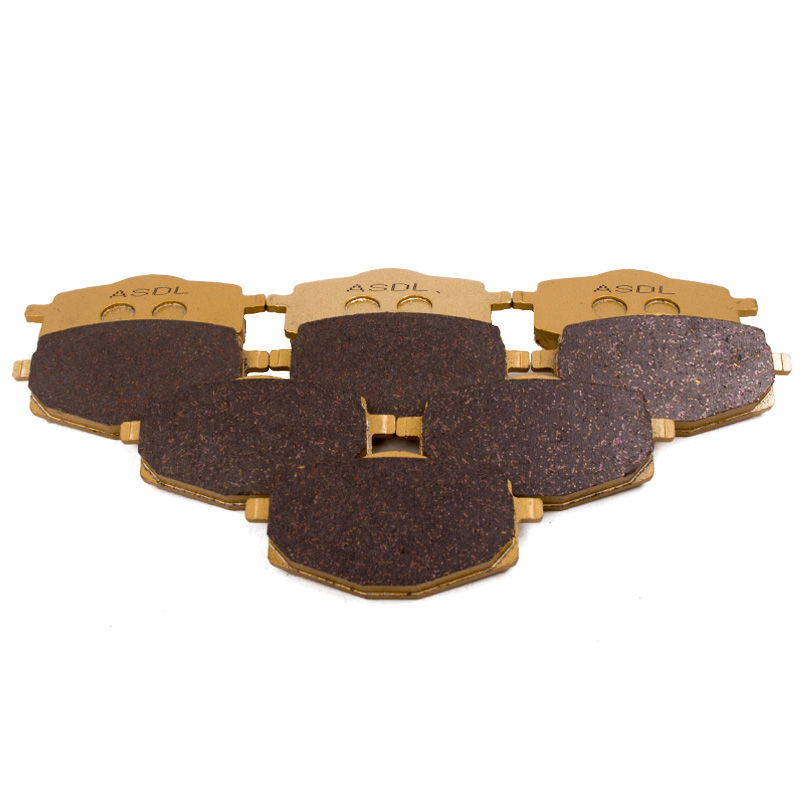 Ceramic Motorcycle Brake Pads for 1UY W0045 00 / 1UY-W0045 <strong>01</strong> / 1UY W0045 <strong>02</strong> / 1UY W0045 03
