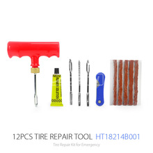 High Quality Tyre Repair Tools Tyre Repair Kit Tire Emergency Kit for Car Bicycle Motorcycle