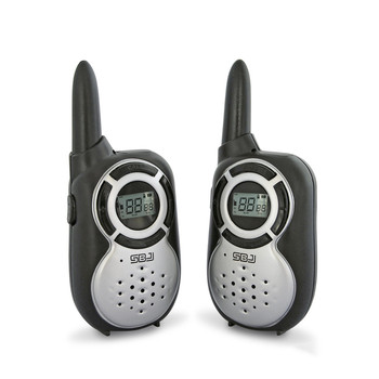 outdoor camping equipment wireless walkie talkie  small mini 2 way auto kids phone
