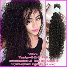 Top selling wholesale price 7A natural color easy to be restyled 100% virgin burmese deep curly