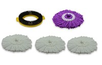 spin mop replacement parts mop head