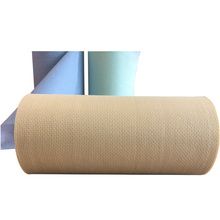Factory wholesale silicone free non woven fabric in jumbo roll for house kitchen cleaning