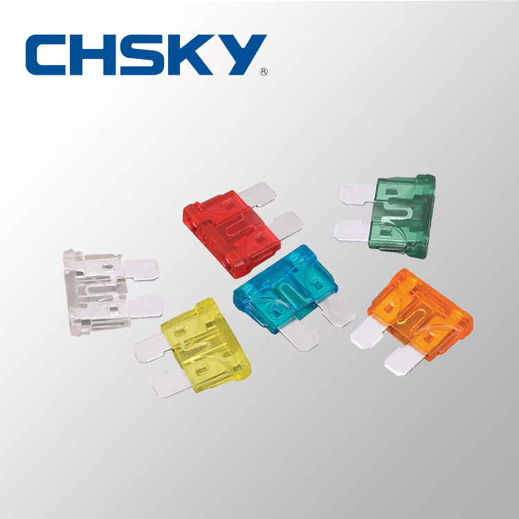 Hot Sale with the high quality 12V 5-35A Medium automotive fuse types S-19