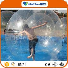 Best quality bouncing water ball new arriving walk on water inflatable ball