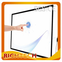 RichTech 42inch, 10points IR monitor touch screen panel for exhibiton ,advertising,entertainment