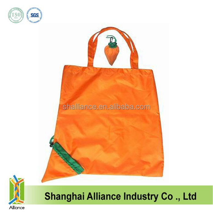 Foldable Shopping Bag/ Fruit Shaped Folding Tote Bag / Promo Shopper