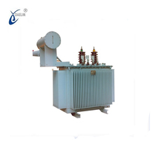 High Capacity 33kv 10000kva Oil Immersed Electric Power Transformer