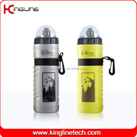 Plastic sports bicycle water bottle, 750ml Sports bottle (KL-6714)