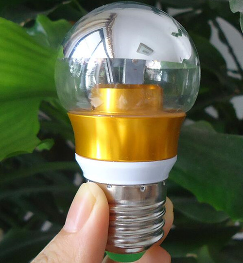 Shadowless 3w e27 220v g50 led global night light lamp