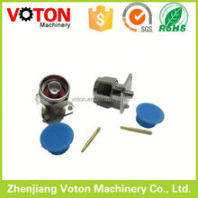 High Quality Zinc Plated N Male Connector for CCTV connector
