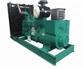 600KVA / 480KW Diesel Generator Set Hotel Use Standby Power