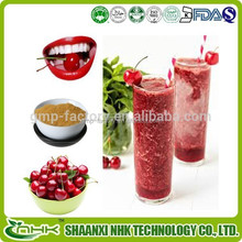 100% natural high quality cherry powder, black cherry powder, cherry juice concentrate powder