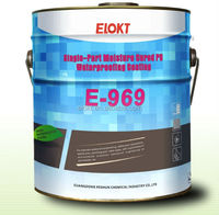 polyurethane waterproof paint for pool