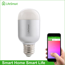 433MHz Smart Home Automation Security System Smart Magic LED Bulb Wireless WIFI LED Bulb Remote Control 160 Million Colors