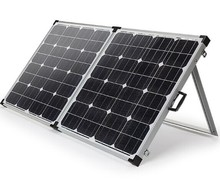 G&P folding solar panel 80W portable kit