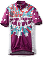 2015 Custom kids cycling wear/ fashion design cycling jersey/ top selling sportswear