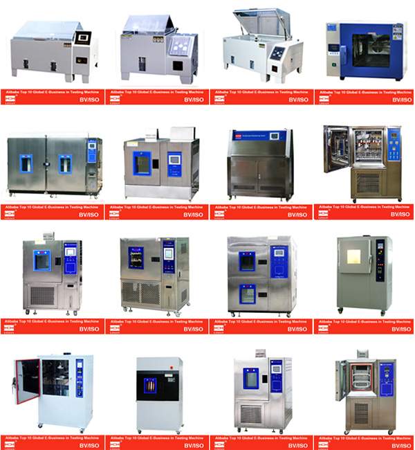 Xenon Lamp Aging Resistant Air Cooled Mode Test Chamber