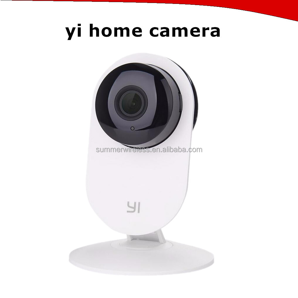 Original Yi Home Camera 720P HD 111 Wide angle Lens Wireless Wifi IP Camera Baby Monitor Night Vision yi camera