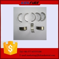 Car auto Spare Engine parts Bearing Main Conrod Bearing Set For 23060-02502