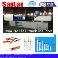 medical Polycarbonate disposable syringe manufacturing machine
