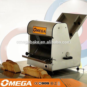 bakery bread slicer machine price with high quality