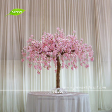 GNW CTR1605008-D Best-selling cherry blossom tree hanging fake Wedding Table Decorations