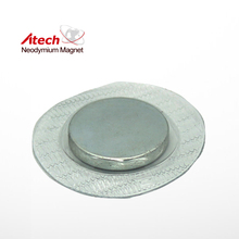 Strong Permanent Neodymium Magnet N35 Magnet Button For Files