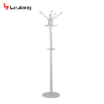 New Design White Indoor coat rack umbrella stand