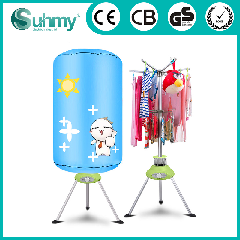 2017 Home & Dorms Newest Clothes Dryer High Power Air Dryer Machine For Clothes