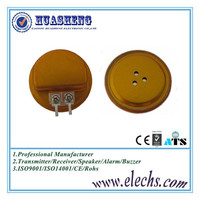 China hot selling round aluminum electromagnetic the telephone receiver