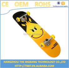 Cute graphic design canadian maple skateboard skate board prices in egypt sale