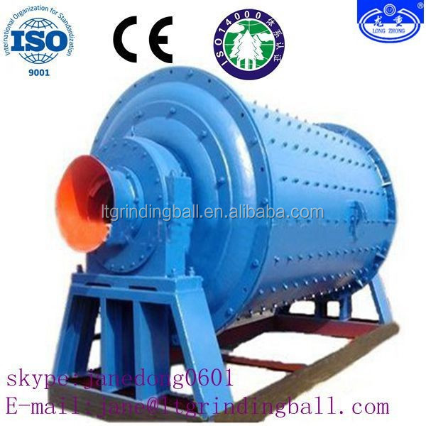 Long Operation Life Ball Mill Price From Manfacturing Plant