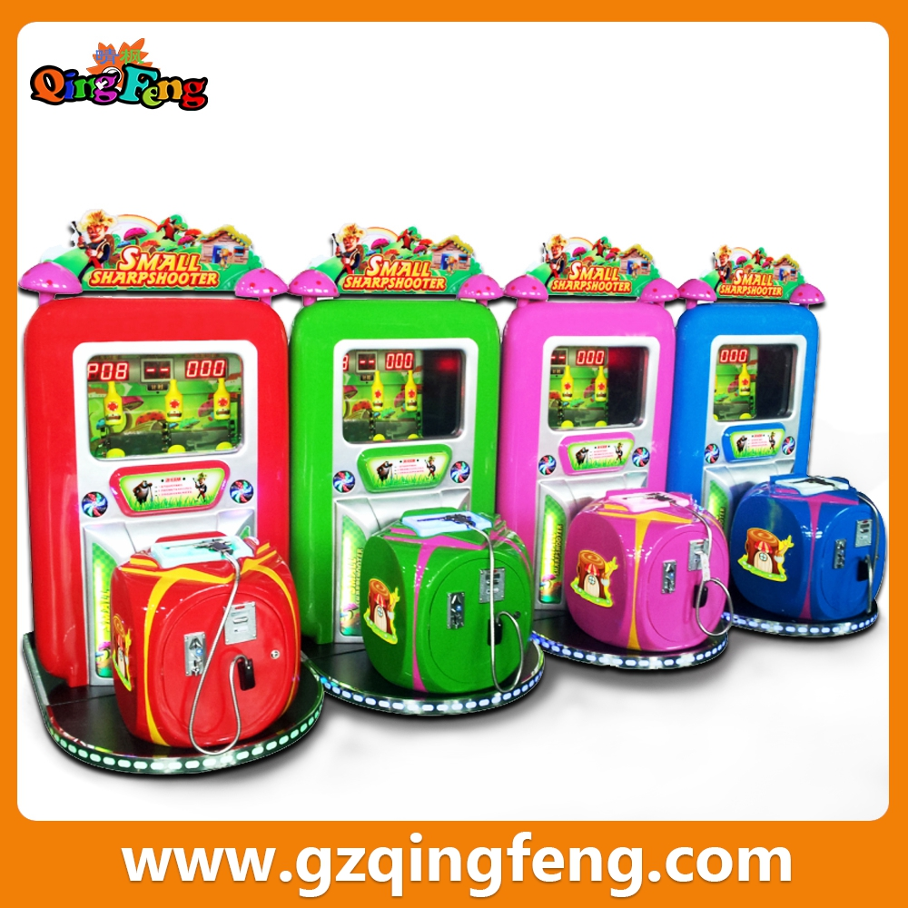 small arcade machine