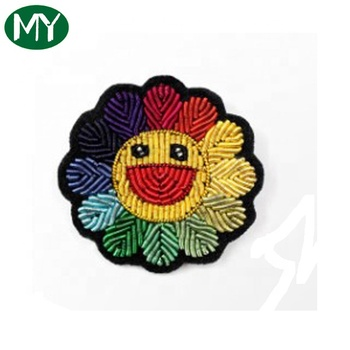 Round taiyang  Eight Diagrams Embroidery Patch/Patches