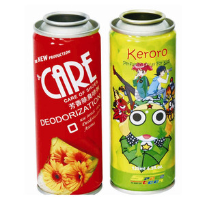 150ml empty aerosol tin can for care of shoes deodorization